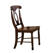 Pelican Point Napoleon Chairs in Cherry/Chestnut