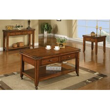 Mango Coffee Table Set