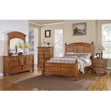 Newport Panel Bedroom Collection