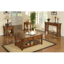 <strong>Winners Only, Inc.</strong> Zahara Coffee Table Set