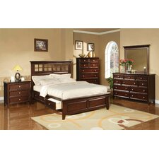Del Mar Storage Panel Bedroom Collection