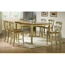<strong>Winners Only, Inc.</strong> Pelican Point 7 Piece Counter Height Dining Set