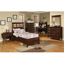 Del Mar Storage Panel Bedroom Collection
