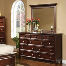 Del Mar 10 Drawer Dresser