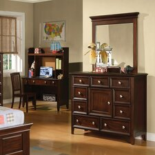 Del Mar 9 Drawer Dresser