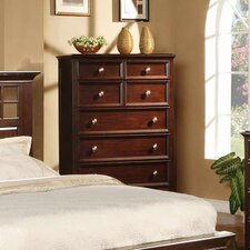 <strong>Winners Only, Inc.</strong> Del Mar 6 Drawer Chest