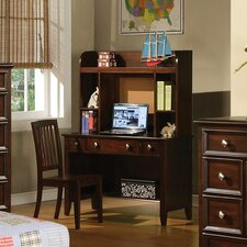 "<strong>Winners Only, Inc.</strong> Del Mar 44"" W Computer Desk with Optional Hutch"