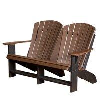 Heritage Double Adirondack Chair