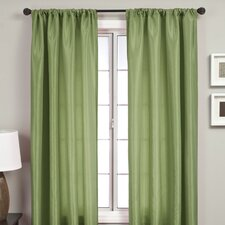 Bella Kids Rod Pocket Curtain Single Panel