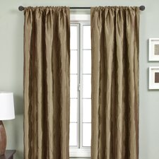 Lula Rod Pocket Curtain Single Panel