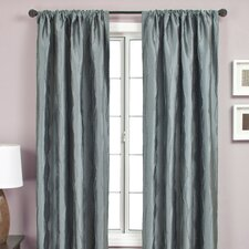 <strong>Softline Home Fashions</strong> Lula Rod Pocket Curtain Single Panel
