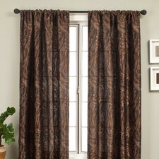 Moretto Rod Pocket Curtain Single Panel