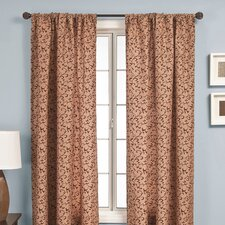 Sava Rod Pocket Curtain Single Panel