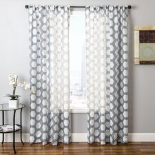 Relic Rayon Rod Pocket Curtain Single Panel