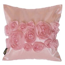 Spring Flower Polyester Pillow