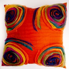 <strong>Debage Inc.</strong> Spiral Cornered Pillow
