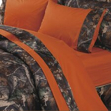 <strong>HiEnd Accents</strong> Oak Camo Sheet Set