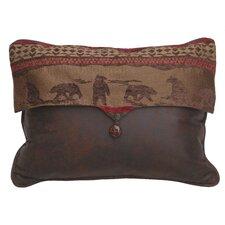 Cascade Lodge Bear Envelop Pillow