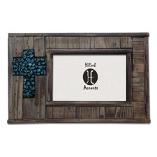 """4"""" x 6"""" Wood Picture Frame (Set of 2)"""
