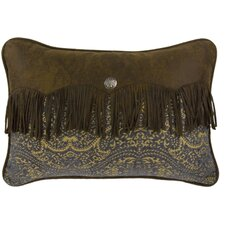 Bella Vista Chenille Envelope Polyester Pillow