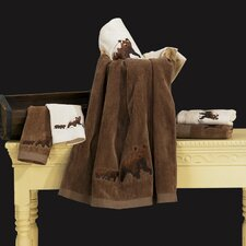 <strong>HiEnd Accents</strong> Bear 3 PieceTowel Set
