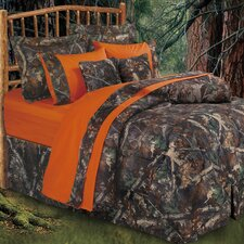 <strong>HiEnd Accents</strong> Oak Camo Bedding Collection