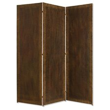 "72"" x 72"" Forger 3 Panel Room Divider"