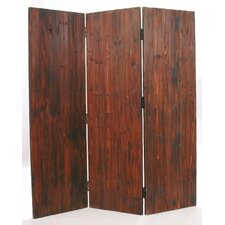 "73"" x 66"" Durango Screen 4 Panel Room Divider"