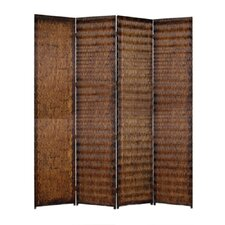 "87"" x 84"" Albata Screen 4 Panel room Divider"