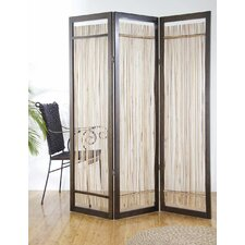 "<strong>Screen Gems</strong> 72"" x 72"" Lanai 3 Panel Room Divider"