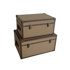 Valencia Rectangle Trunk (Set of 2)