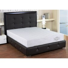 "<strong>AC Pacific</strong> Visco Gel 8"" Memory Foam Mattress"
