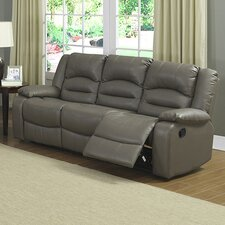 <strong>AC Pacific</strong> Axel Reclining Sofa
