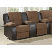 <strong>AC Pacific</strong> Peter Sofa and Loveseat Set