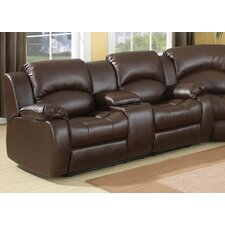 <strong>AC Pacific</strong> Samara Sofa and Loveseat Set