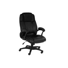 <strong>AC Pacific</strong> High-Back Office Chair with Arms