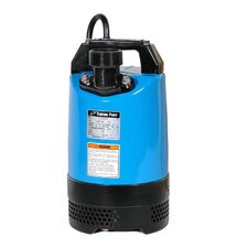 1 HP Submersible & Portable Dewatering Pump