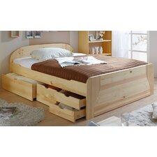 Doppelbett Erna mit 4 Schubladen
