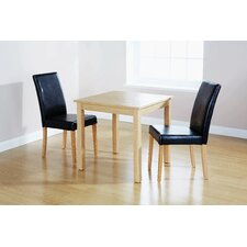 Lisbon 3 Piece Dining Set