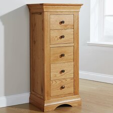 Sandringham 5 Drawer Chest