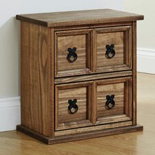 Monterrey 2 Drawer Chest