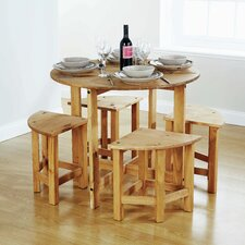 Monterrey 5 Piece Dining Set