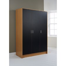 Halden 3 Door Wardrobe