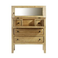 Tuscany Roma 2 Over 2 Drawer Chest