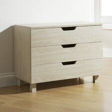Montana 3 Drawer Chest