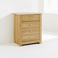 Oakdale Forest 4 Drawer Chest