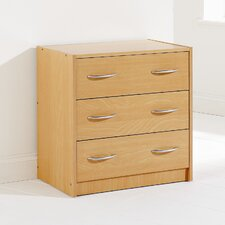 Kirkland 3 Drawer Chest