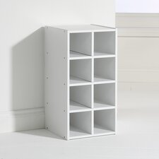 Polar 8 Shelf Modular Storage Rack