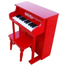 <strong>Schoenhut</strong> Traditional Spinet Piano in Red