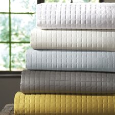 <strong>DownTown Company</strong> Urban Egyptian Cotton Quilted Coverlet